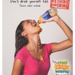 Rethink Your Drink Campaign