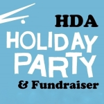 HDA Holiday Party and Fundraiser