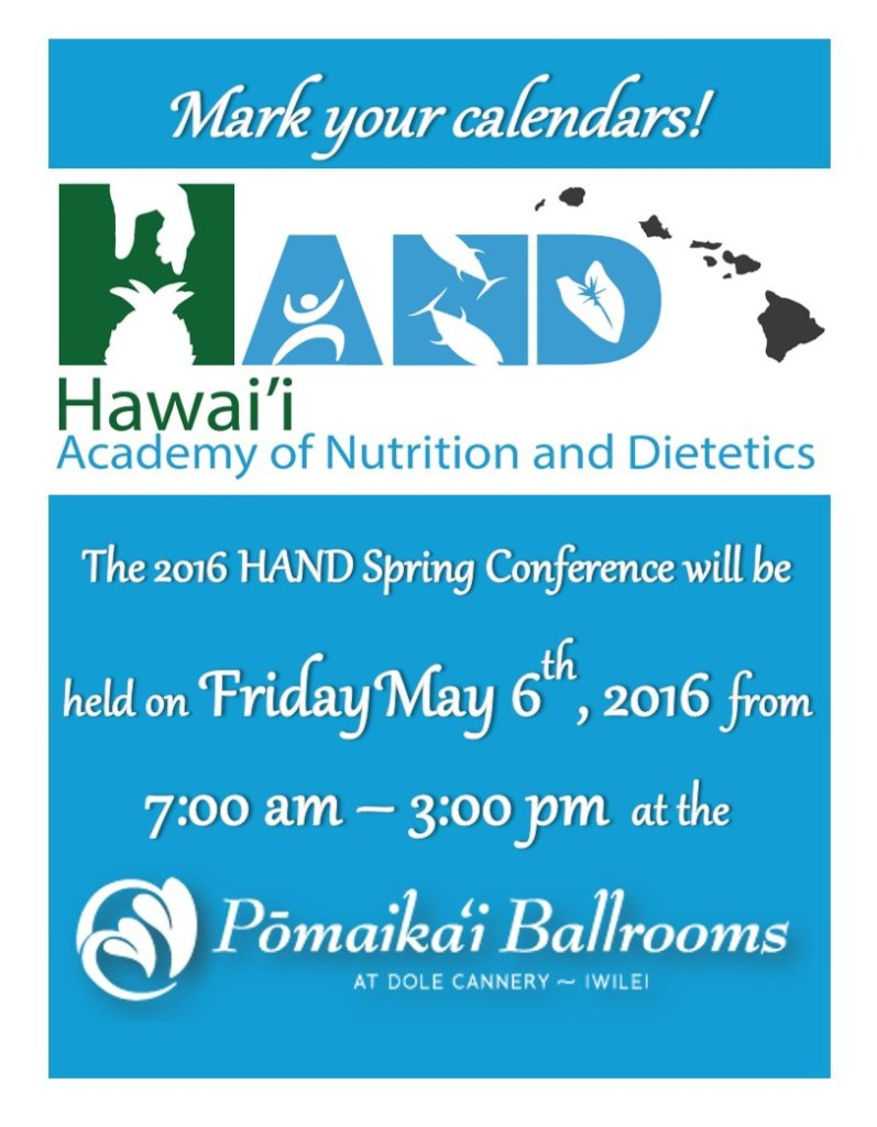 HAND 2016 Save the Date - v1.0
